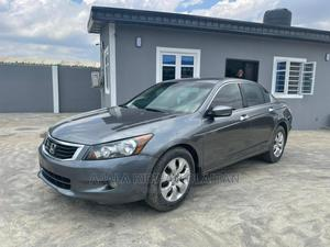 Honda Accord 2008 2.4 LX Automatic Gray   Cars for sale in Lagos State, Yaba