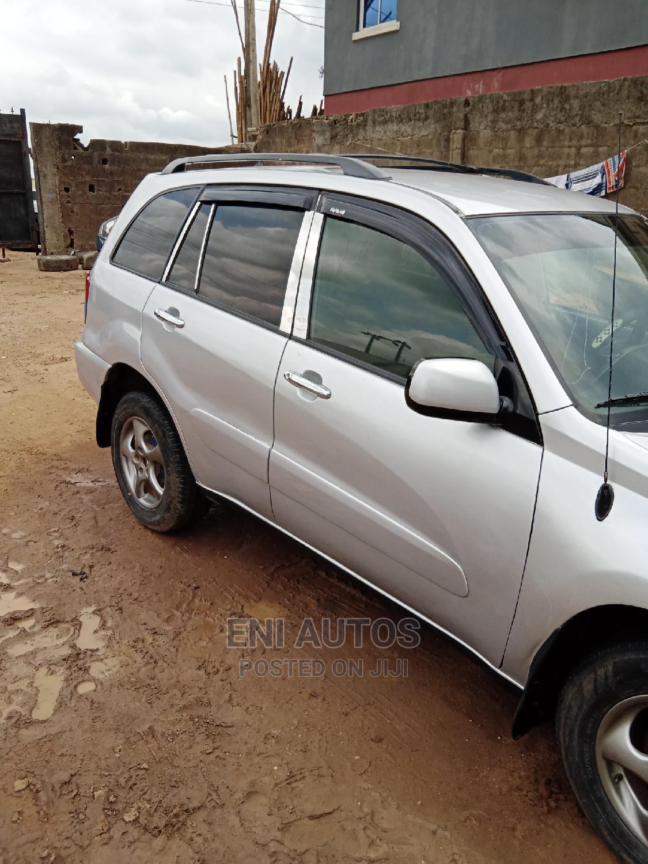 Toyota RAV4 2005 Silver | Cars for sale in Ojo, Lagos State, Nigeria