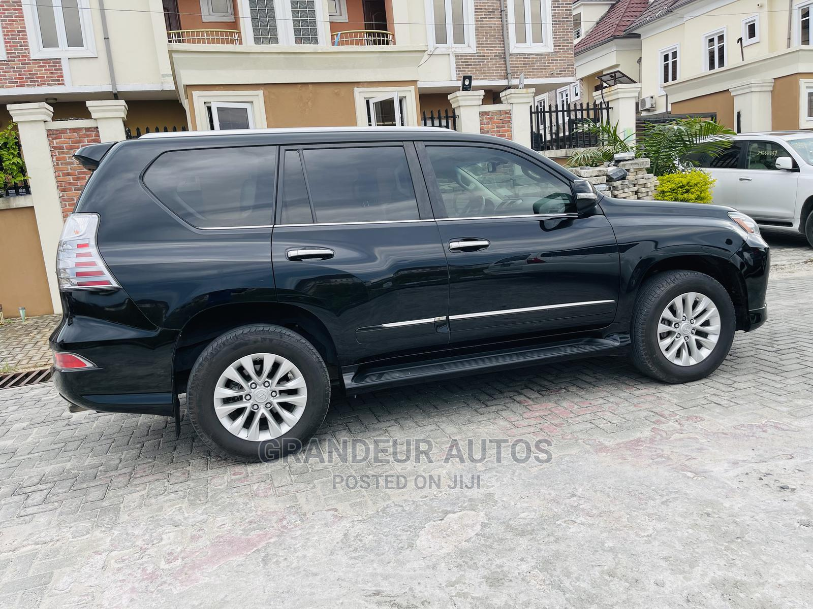 Lexus GX 2014 460 Base Black   Cars for sale in Lekki, Lagos State, Nigeria