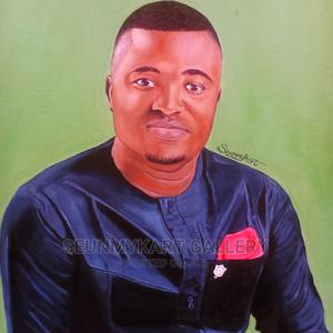Portrait Painting on Canvas | Arts & Crafts for sale in Oyo State, Ibadan