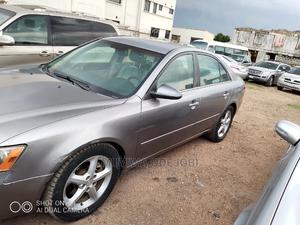 Hyundai Sonata 2008 2.0 CRDi Beige | Cars for sale in Oyo State, Ibadan