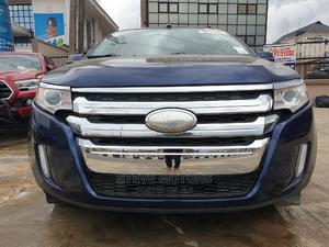 Ford Edge 2012 Blue | Cars for sale in Lagos State, Isolo