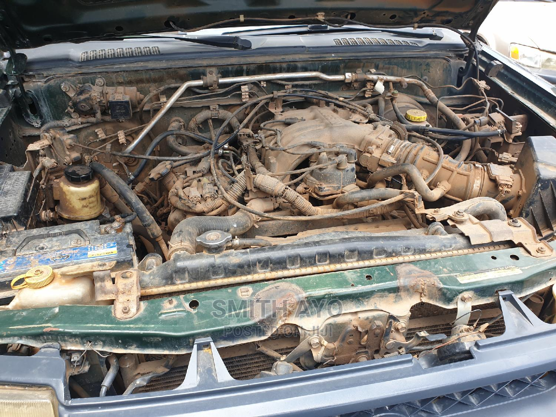 Archive: Nissan Xterra 2003 Green