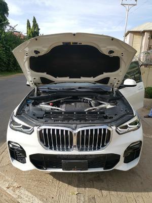 BMW X5 2019 xDrive40i AWD White | Cars for sale in Abuja (FCT) State, Garki 2