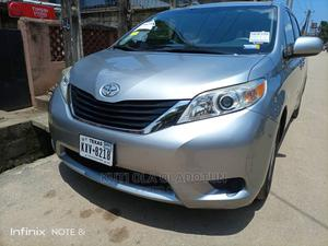 Toyota Sienna 2011 LE 7 Passenger Silver   Cars for sale in Lagos State, Isolo