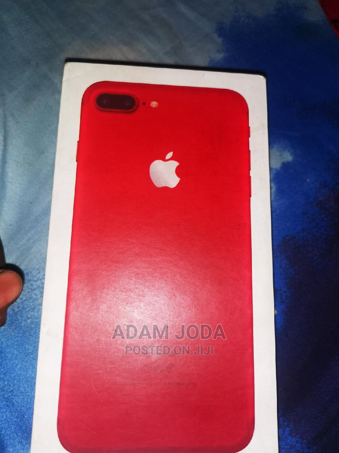Archive: Apple iPhone 7 Plus 32 GB Red