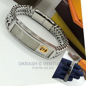 Gucci Bracelet Chain for Men's   Jewelry for sale in Lagos State, Lagos Island (Eko)