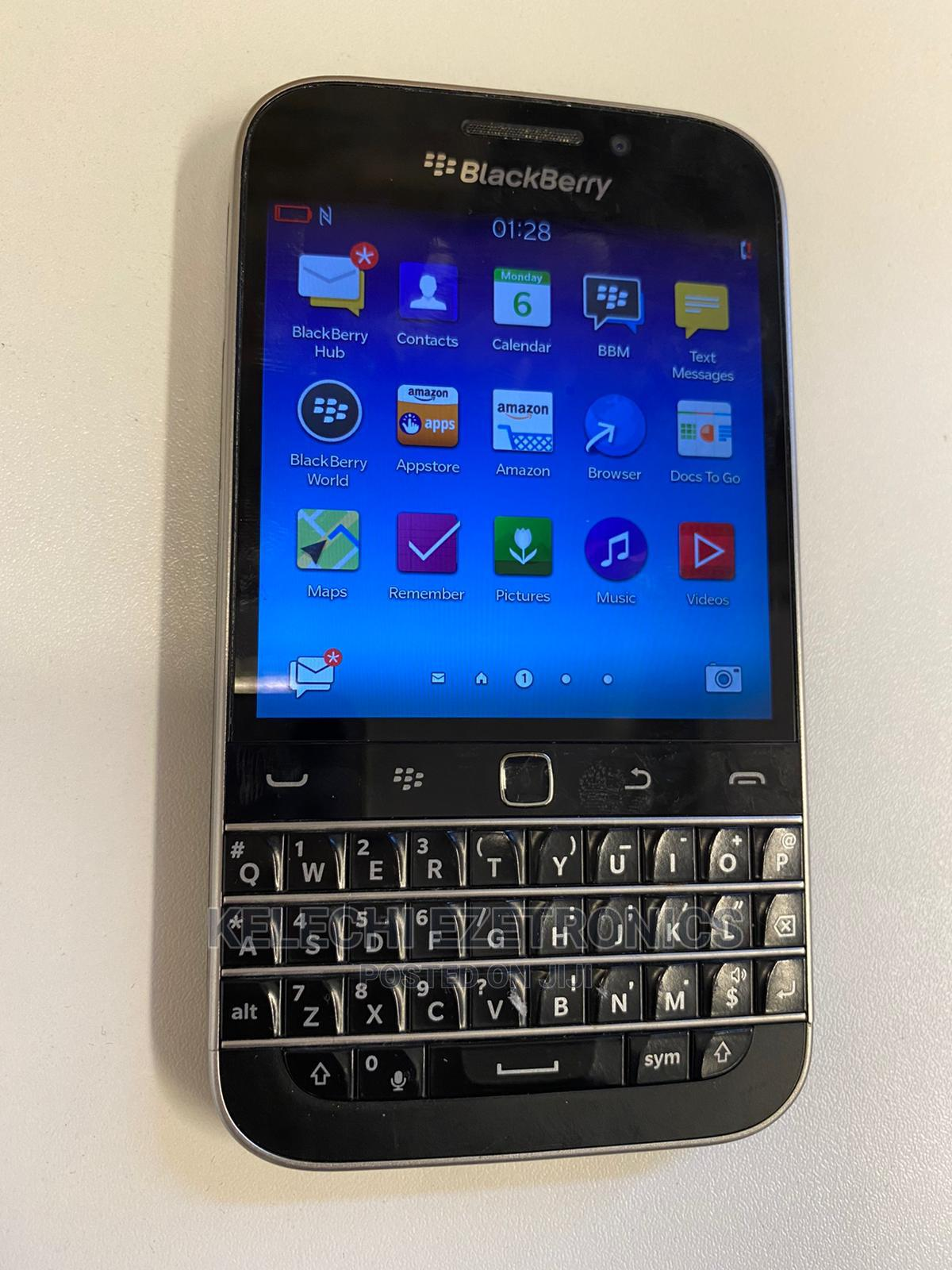 BlackBerry Classic 16 GB Black
