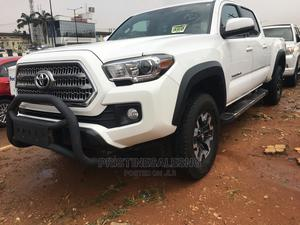 Toyota Tacoma 2017 White   Cars for sale in Lagos State, Ikeja