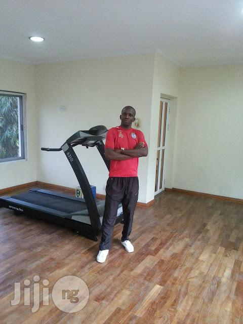 Archive: Certified Personal Fitness Trainer