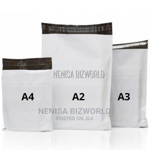 Wholesale Courier Nylons / Mailer Bags Plain/Branded100/Pack   Manufacturing Materials for sale in Lagos State, Kosofe