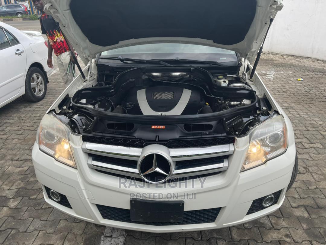 Archive: Mercedes-Benz GLK-Class 2012 350 4MATIC Silver