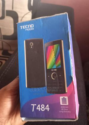 New Tecno T484 Black | Mobile Phones for sale in Lagos State, Amuwo-Odofin