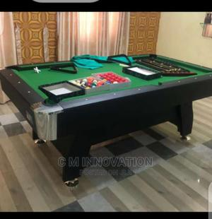 Ameican Fitness 8fit Snooker Board | Sports Equipment for sale in Rivers State, Port-Harcourt