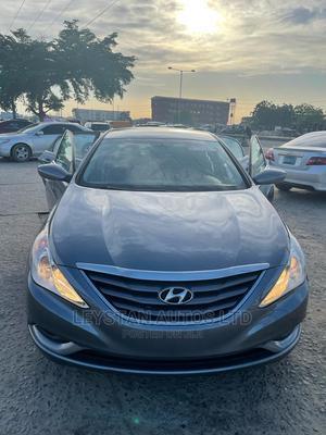 Hyundai Sonata 2012 Gray | Cars for sale in Lagos State, Ajah
