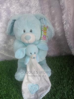 Blue Teddy Bear   Toys for sale in Lagos State, Alimosho