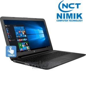 New Laptop HP 15-Ra003nia 12GB Intel Core I7 SSD 512GB | Laptops & Computers for sale in Lagos State, Ikeja