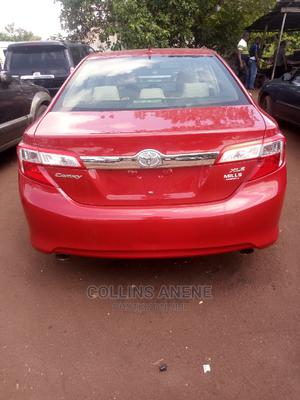 Toyota Camry 2013 Red | Cars for sale in Delta State, Oshimili South