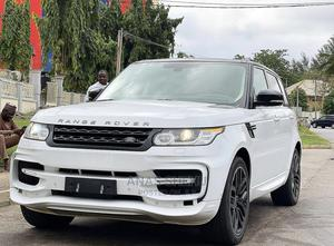 Land Rover Range Rover Sport 2017 White | Cars for sale in Abuja (FCT) State, Asokoro