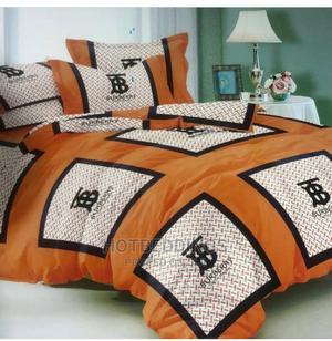 Designer Duvet, Bedsheet and 4 Pillowcases | Home Accessories for sale in Lagos State, Ikeja