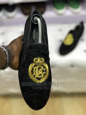 Black Velvet Royal   Shoes for sale in Lagos State, Mushin