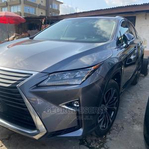 Lexus RX 2019 350 FWD Gray | Cars for sale in Lagos State, Surulere