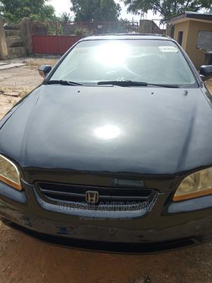 Honda Accord 1999 Coupe Black   Cars for sale in Edo State, Ikpoba-Okha