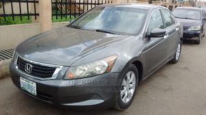 Honda Accord 2008 2.0 Comfort Gray | Cars for sale in Lagos State, Ikeja