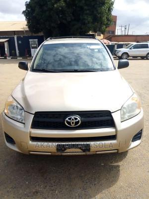 Toyota RAV4 2010 2.5 4x4 Gold | Cars for sale in Lagos State, Alimosho