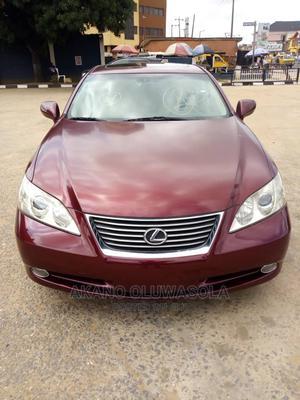Lexus ES 2008 350 Beige | Cars for sale in Lagos State, Alimosho