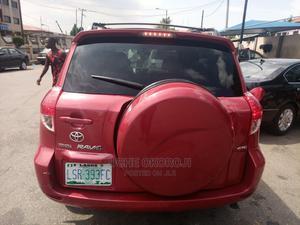 Toyota RAV4 2008 2.0 VVT-i Red   Cars for sale in Lagos State, Ikeja