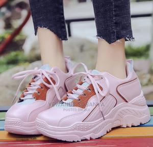 Ladies Pink Sneakers   Shoes for sale in Oyo State, Ibadan