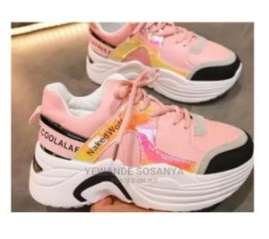 Pink Female Sneakers   Shoes for sale in Oyo State, Ibadan
