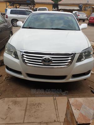 Toyota Avalon 2008 White | Cars for sale in Enugu State, Enugu
