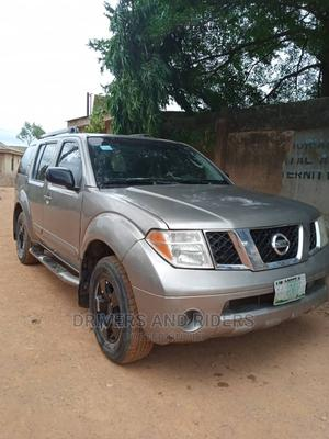 Nissan Pathfinder 2006 LE 4x4 Gray | Cars for sale in Lagos State, Alimosho