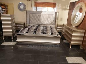 A Setnof Bedframe With Cabinet | Furniture for sale in Lagos State, Ikeja