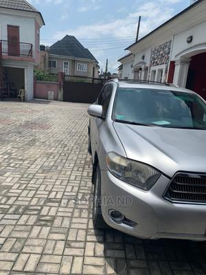Toyota Highlander 2009 Silver   Cars for sale in Rivers State, Port-Harcourt