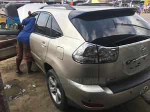 Lexus RX 2007 350 4x4 Gold   Cars for sale in Rivers State, Port-Harcourt