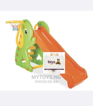 Pilsan Slide and Basketball Hoop | Toys for sale in Lagos State, Yaba