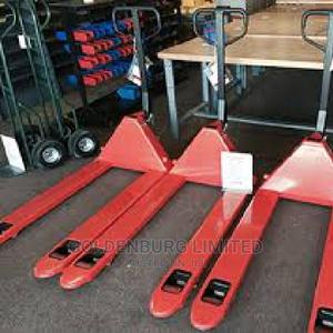 Hydraulic Hand Pallet Truck | Store Equipment for sale in Lagos State, Amuwo-Odofin
