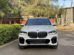 BMW X5 2019 xDrive40i AWD White | Cars for sale in Abuja (FCT) State, Asokoro
