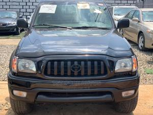 Toyota Tacoma 2004 Double Cab V6 4WD Black   Cars for sale in Lagos State, Ikeja