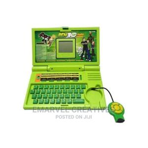 Ben 10 Mini Laptop English Learning Educational   Toys for sale in Lagos State, Surulere
