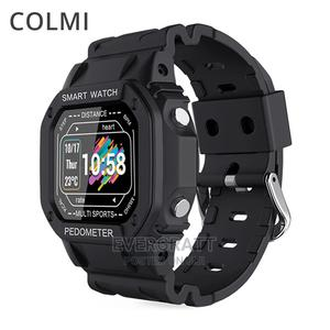 COLMI I2 Smart Watch Health Fitness Tracker for Ios Android | Smart Watches & Trackers for sale in Akwa Ibom State, Uyo