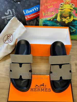 Designer Men's Palm Slippers   Shoes for sale in Lagos State, Alimosho