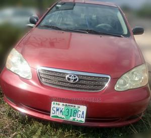 Toyota Corolla 2007 CE Red | Cars for sale in Oyo State, Ibadan