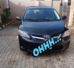 Toyota Corolla 2011 Black   Cars for sale in Ondo State, Akure