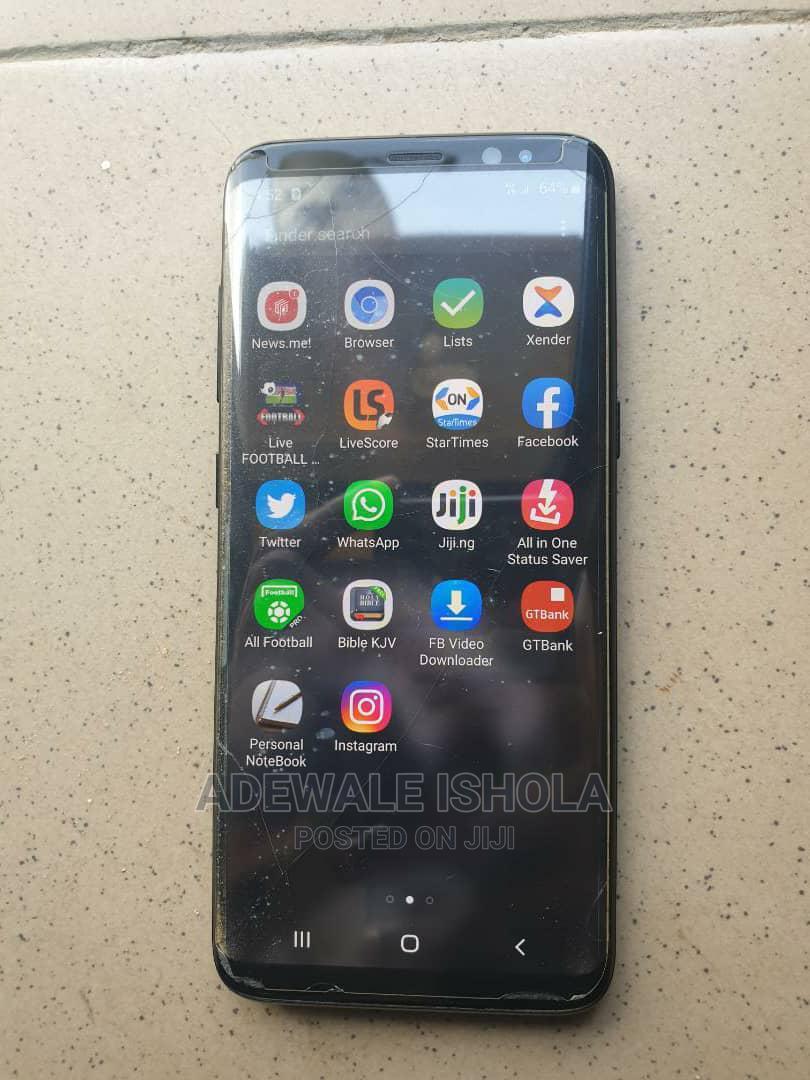 Samsung Galaxy S8 64 GB Black