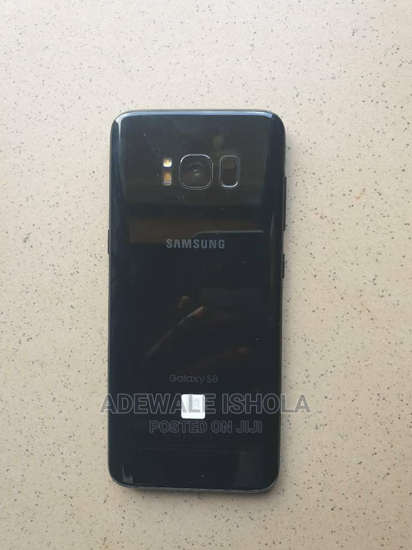 Samsung Galaxy S8 64 GB Black   Mobile Phones for sale in Osogbo, Osun State, Nigeria