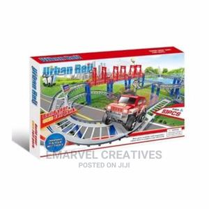 Multi-Track Rail Train Set - Multicolour | Toys for sale in Lagos State, Surulere